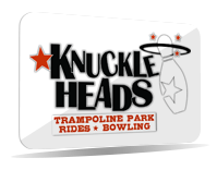 KNUCKLEHEADS GIFT CARDS